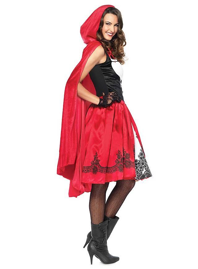 Verfuhrerisches Rotkappchen Kostum Maskworld Com